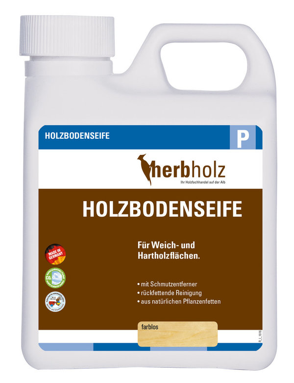 Holzbodenseife herbholz